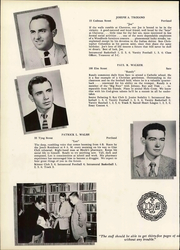 Page 54, 1956 Edition, Cheverus High School - Clarion Yearbook (Portland, ME) online yearbook collection