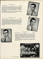 Page 55, 1956 Edition, Cheverus High School - Clarion Yearbook (Portland, ME) online yearbook collection