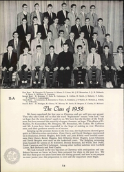 Page 60, 1956 Edition, Cheverus High School - Clarion Yearbook (Portland, ME) online yearbook collection