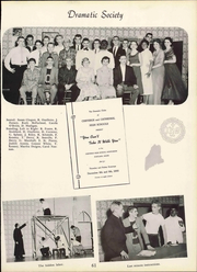 Page 67, 1956 Edition, Cheverus High School - Clarion Yearbook (Portland, ME) online yearbook collection