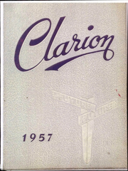 1957 Edition, Cheverus High School - Clarion Yearbook (Portland, ME)