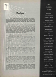 Page 10, 1957 Edition, Cheverus High School - Clarion Yearbook (Portland, ME) online yearbook collection