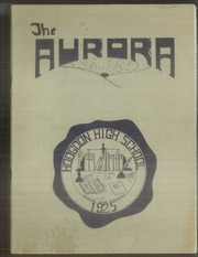 1930 Edition, Hodgdon High School - Aurora Yearbook (Hodgdon, ME)