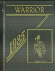 Fort Kent Community High School - Warrior Yearbook (Fort Kent, ME) online yearbook collection, 1985 Edition, Page 1