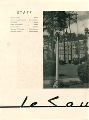 Page 8, 1948 Edition, Southeastern Louisiana College - Le Souvenir Yearbook (Hammond, LA) online yearbook collection