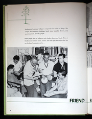 Page 12, 1961 Edition, Southeastern Louisiana College - Le Souvenir Yearbook (Hammond, LA) online yearbook collection