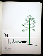 Page 5, 1961 Edition, Southeastern Louisiana College - Le Souvenir Yearbook (Hammond, LA) online yearbook collection