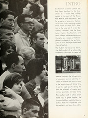 Page 11, 1964 Edition, Southeastern Louisiana College - Le Souvenir Yearbook (Hammond, LA) online yearbook collection