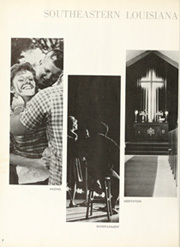 Page 6, 1964 Edition, Southeastern Louisiana College - Le Souvenir Yearbook (Hammond, LA) online yearbook collection
