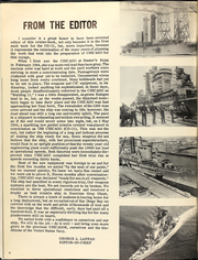 Page 10, 1966 Edition, Chicago (CG 11) - Naval Cruise Book online yearbook collection