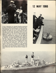 Page 11, 1966 Edition, Chicago (CG 11) - Naval Cruise Book online yearbook collection