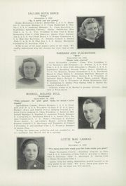 Page 10, 1939 Edition, Washburn High School - Northland Yearbook (Washburn, ME) online yearbook collection