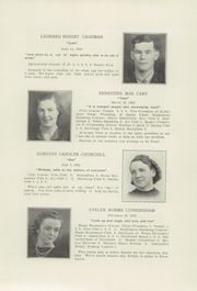 Page 11, 1939 Edition, Washburn High School - Northland Yearbook (Washburn, ME) online yearbook collection