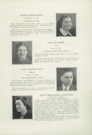 Page 12, 1939 Edition, Washburn High School - Northland Yearbook (Washburn, ME) online yearbook collection
