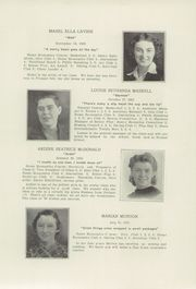 Page 13, 1939 Edition, Washburn High School - Northland Yearbook (Washburn, ME) online yearbook collection