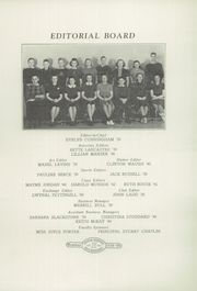 Page 6, 1939 Edition, Washburn High School - Northland Yearbook (Washburn, ME) online yearbook collection