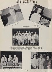 Page 10, 1954 Edition, Washburn High School - Northland Yearbook (Washburn, ME) online yearbook collection