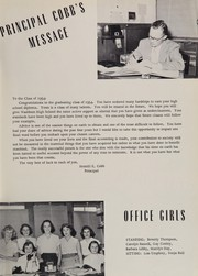 Page 11, 1954 Edition, Washburn High School - Northland Yearbook (Washburn, ME) online yearbook collection