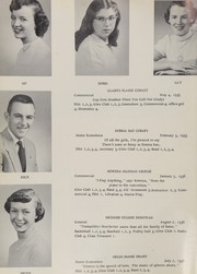 Page 14, 1954 Edition, Washburn High School - Northland Yearbook (Washburn, ME) online yearbook collection