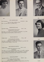 Page 15, 1954 Edition, Washburn High School - Northland Yearbook (Washburn, ME) online yearbook collection