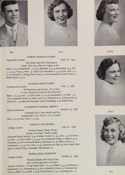 Page 17, 1954 Edition, Washburn High School - Northland Yearbook (Washburn, ME) online yearbook collection