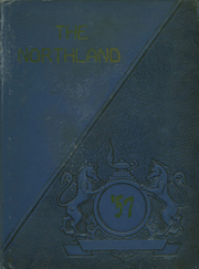 1957 Edition, Washburn High School - Northland Yearbook (Washburn, ME)