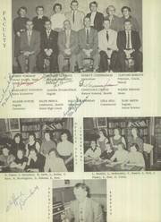 Page 10, 1957 Edition, Washburn High School - Northland Yearbook (Washburn, ME) online yearbook collection