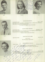 Page 12, 1957 Edition, Washburn High School - Northland Yearbook (Washburn, ME) online yearbook collection