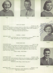 Page 13, 1957 Edition, Washburn High School - Northland Yearbook (Washburn, ME) online yearbook collection