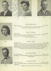Page 14, 1957 Edition, Washburn High School - Northland Yearbook (Washburn, ME) online yearbook collection