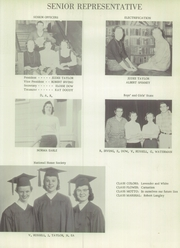 Page 17, 1957 Edition, Washburn High School - Northland Yearbook (Washburn, ME) online yearbook collection
