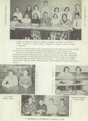 Page 9, 1957 Edition, Washburn High School - Northland Yearbook (Washburn, ME) online yearbook collection