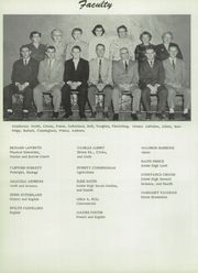 Page 10, 1959 Edition, Washburn High School - Northland Yearbook (Washburn, ME) online yearbook collection