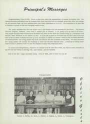 Page 8, 1959 Edition, Washburn High School - Northland Yearbook (Washburn, ME) online yearbook collection