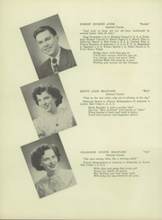 Page 12, 1950 Edition, Ashland High School - Echoes Yearbook (Ashland, ME) online yearbook collection