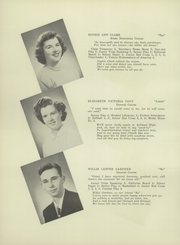 Page 14, 1950 Edition, Ashland High School - Echoes Yearbook (Ashland, ME) online yearbook collection