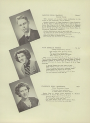 Page 15, 1950 Edition, Ashland High School - Echoes Yearbook (Ashland, ME) online yearbook collection