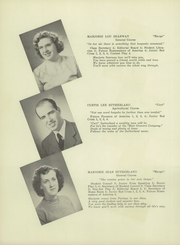 Page 16, 1950 Edition, Ashland High School - Echoes Yearbook (Ashland, ME) online yearbook collection