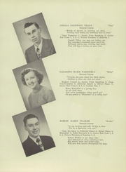 Page 17, 1950 Edition, Ashland High School - Echoes Yearbook (Ashland, ME) online yearbook collection