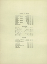 Page 4, 1950 Edition, Ashland High School - Echoes Yearbook (Ashland, ME) online yearbook collection