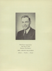 Page 5, 1950 Edition, Ashland High School - Echoes Yearbook (Ashland, ME) online yearbook collection