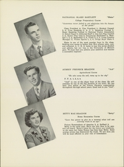 Page 10, 1951 Edition, Ashland High School - Echoes Yearbook (Ashland, ME) online yearbook collection