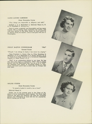 Page 11, 1951 Edition, Ashland High School - Echoes Yearbook (Ashland, ME) online yearbook collection