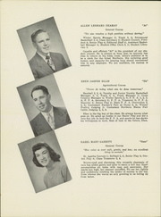 Page 12, 1951 Edition, Ashland High School - Echoes Yearbook (Ashland, ME) online yearbook collection