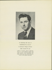 Page 5, 1951 Edition, Ashland High School - Echoes Yearbook (Ashland, ME) online yearbook collection