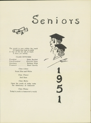 Page 9, 1951 Edition, Ashland High School - Echoes Yearbook (Ashland, ME) online yearbook collection