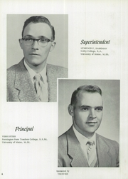 Page 10, 1957 Edition, Ashland High School - Echoes Yearbook (Ashland, ME) online yearbook collection