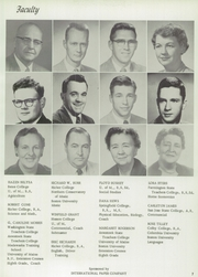 Page 11, 1957 Edition, Ashland High School - Echoes Yearbook (Ashland, ME) online yearbook collection