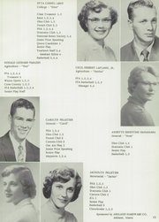 Page 17, 1957 Edition, Ashland High School - Echoes Yearbook (Ashland, ME) online yearbook collection