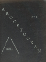 1940 Edition, Central Aroostook High School - Arostookan Yearbook (Mars Hill, ME)